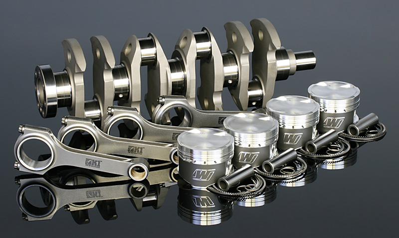 Wiseco Pistons K1 Technologies Join Together