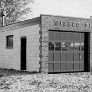Wiseco's first building