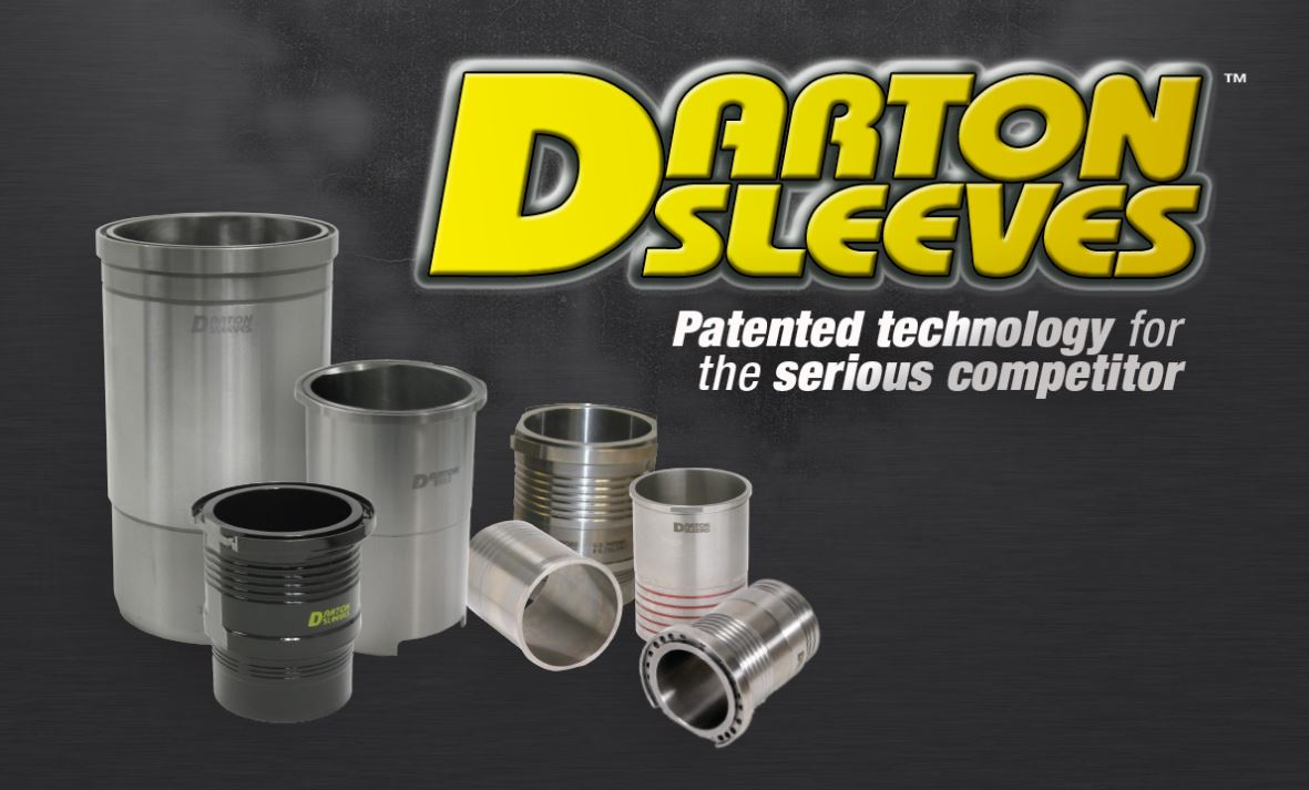 Darton Sleeves - Race Winning Brands Europe